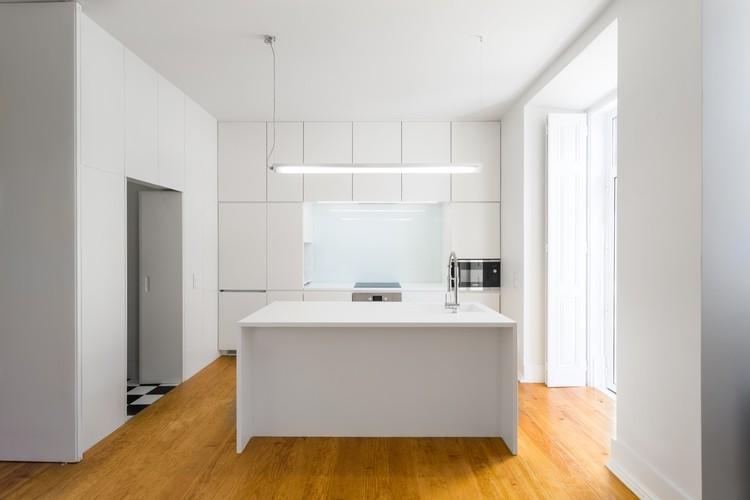 Apartamento do Pátio na Lapa  / Atelier da Calçada, © ITS – Ivo Tavares Studio