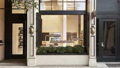 Aesop Jackson Square / Tacklebox Architecture