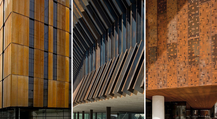 6 Eye-Catching Corten Steel Construction Details