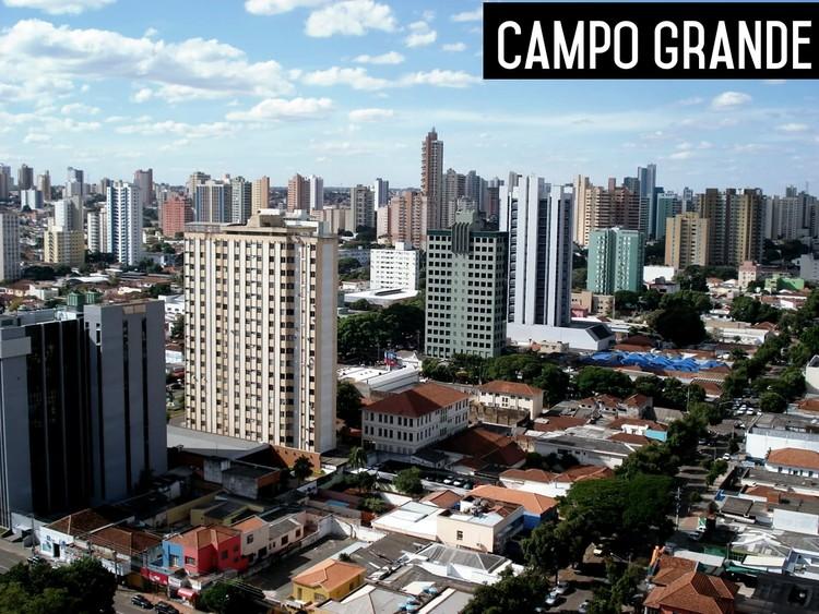 O problema dos vazios urbanos em Campo Grande / Ângelo Marcos Vieira de Arruda, Cortesia de Observatório de Arquitetura e Urbanismo