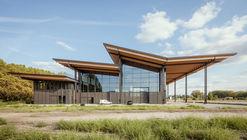Halle du Conservatoire des Mécaniques / Patrick Arotcharen architecte