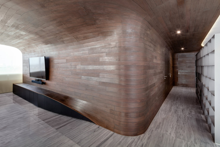 AL Apartment / Michan Architecture, © Rafael Gamo