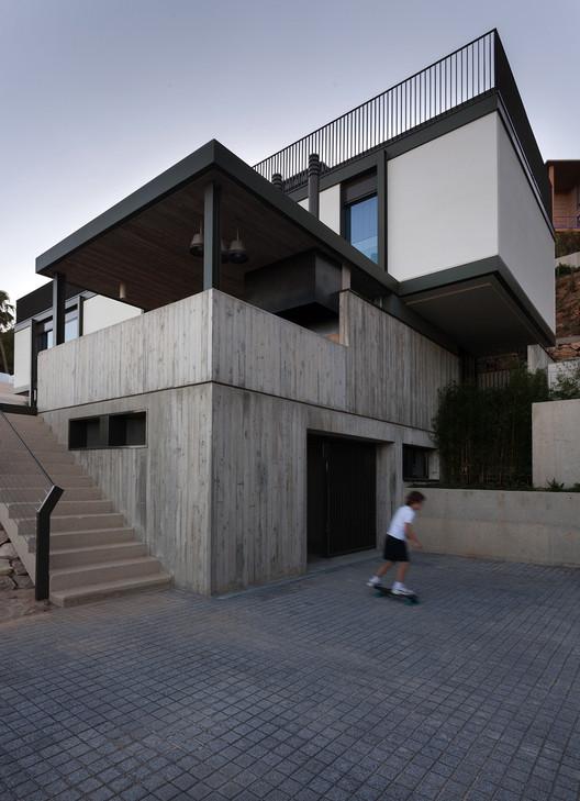 Casa El Bosque  / Mano de Santo, © Diego Opazo