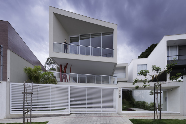 Residência JP+C / Zargos Arquitetos, © Gabriel Castro