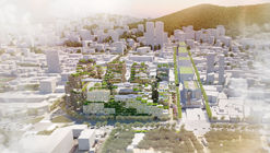 A Blend of Past and Future - KCAP's Competition-Winning District for Seoul