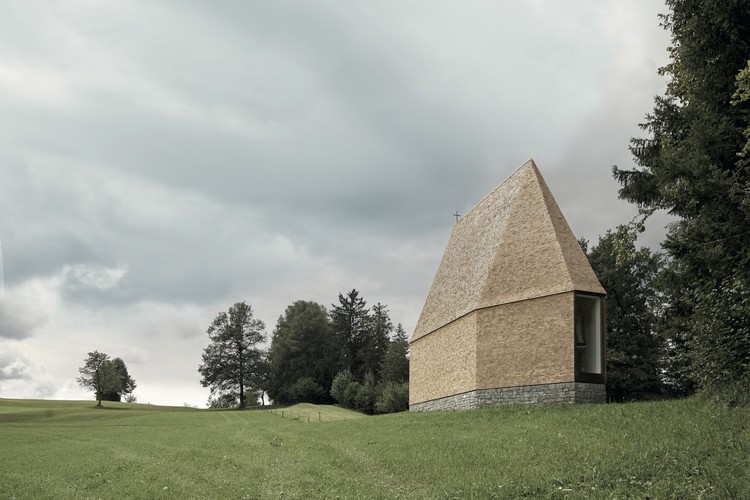 Kapelle Salgenreute / Bernardo Bader Architekten, Courtesy of Bernardo Bader Architekten
