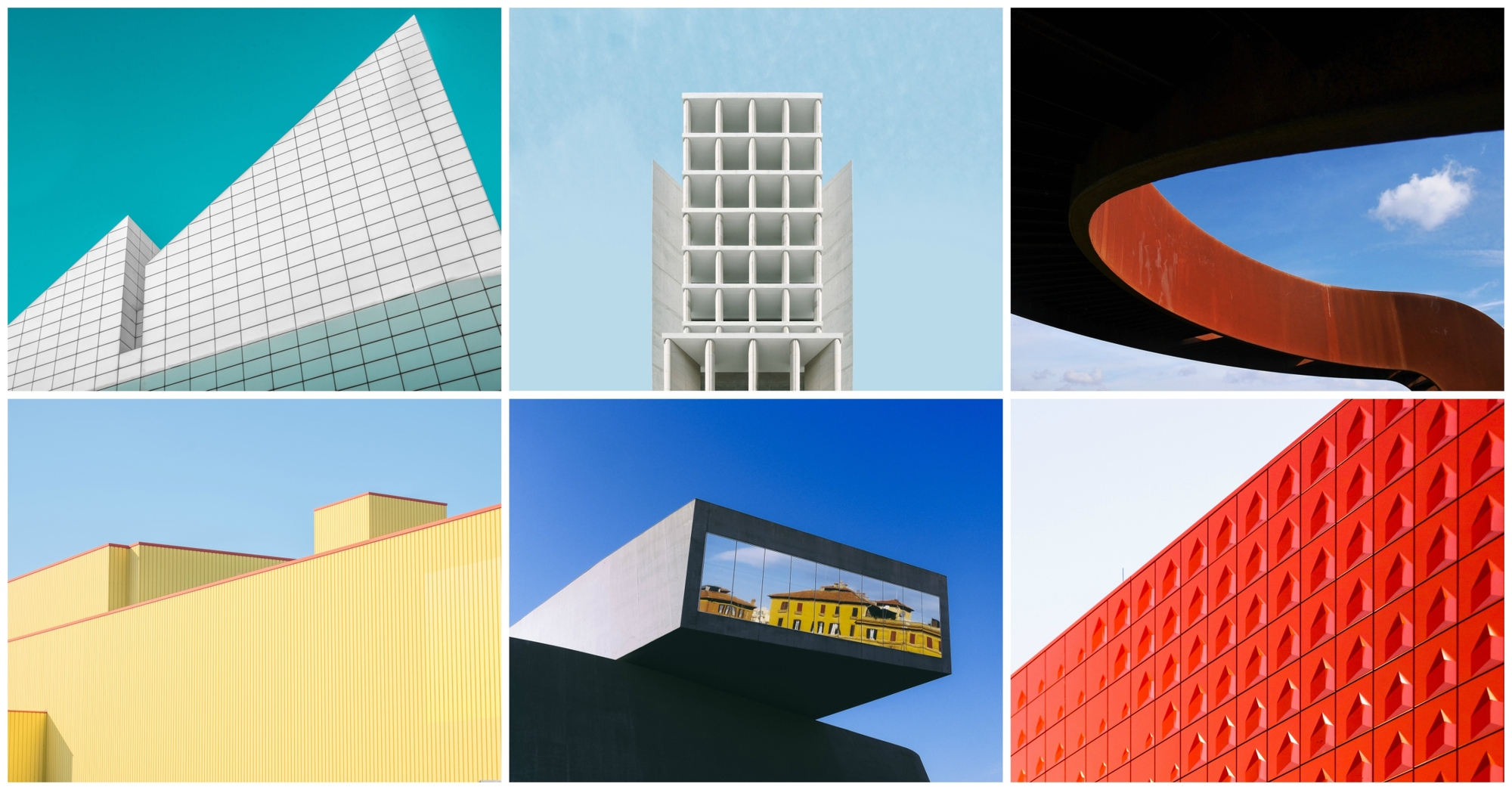 20 Photos Selected as Winners of EyeEm's Minimalist Architecture  Photography Mission, Courtesy of EyeEm