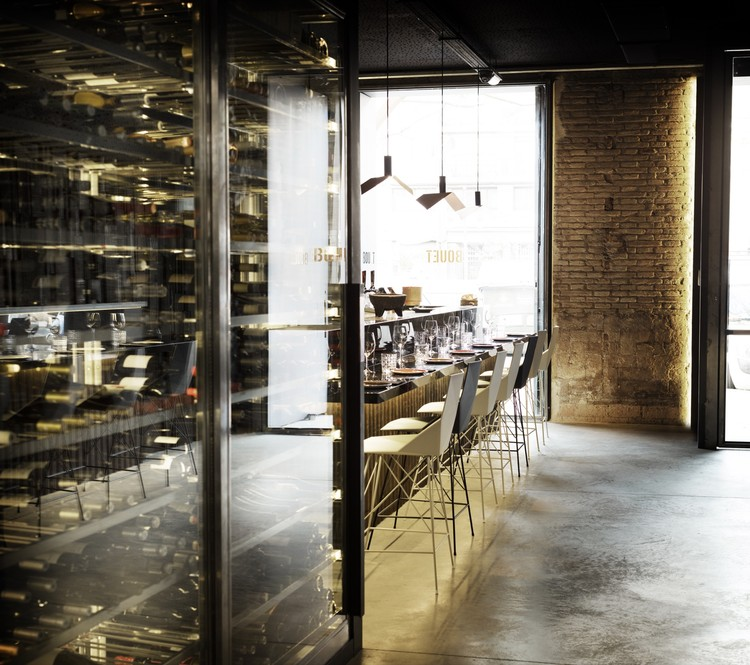 Bouet Restaurant / Ramón Esteve, ©  Alfonso Calza