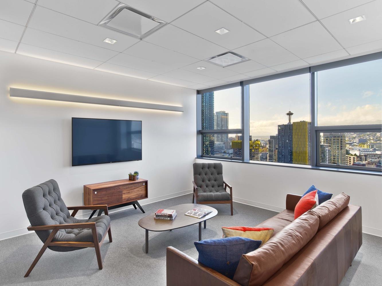 Gallery of HBO Seattle Workspace / Rapt Studio - 41