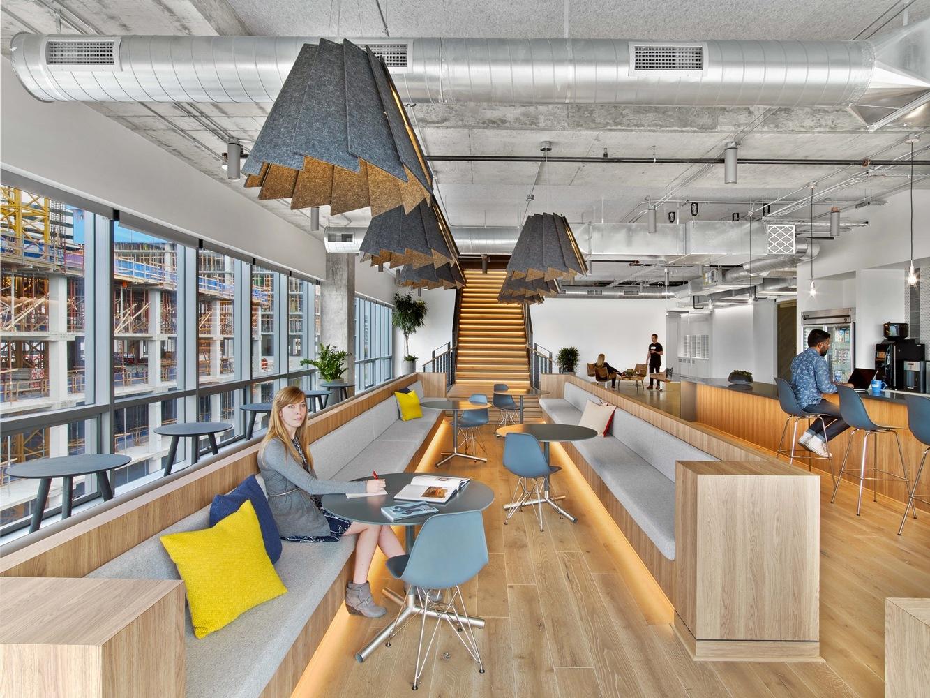 Gallery of HBO Seattle Workspace / Rapt Studio - 28