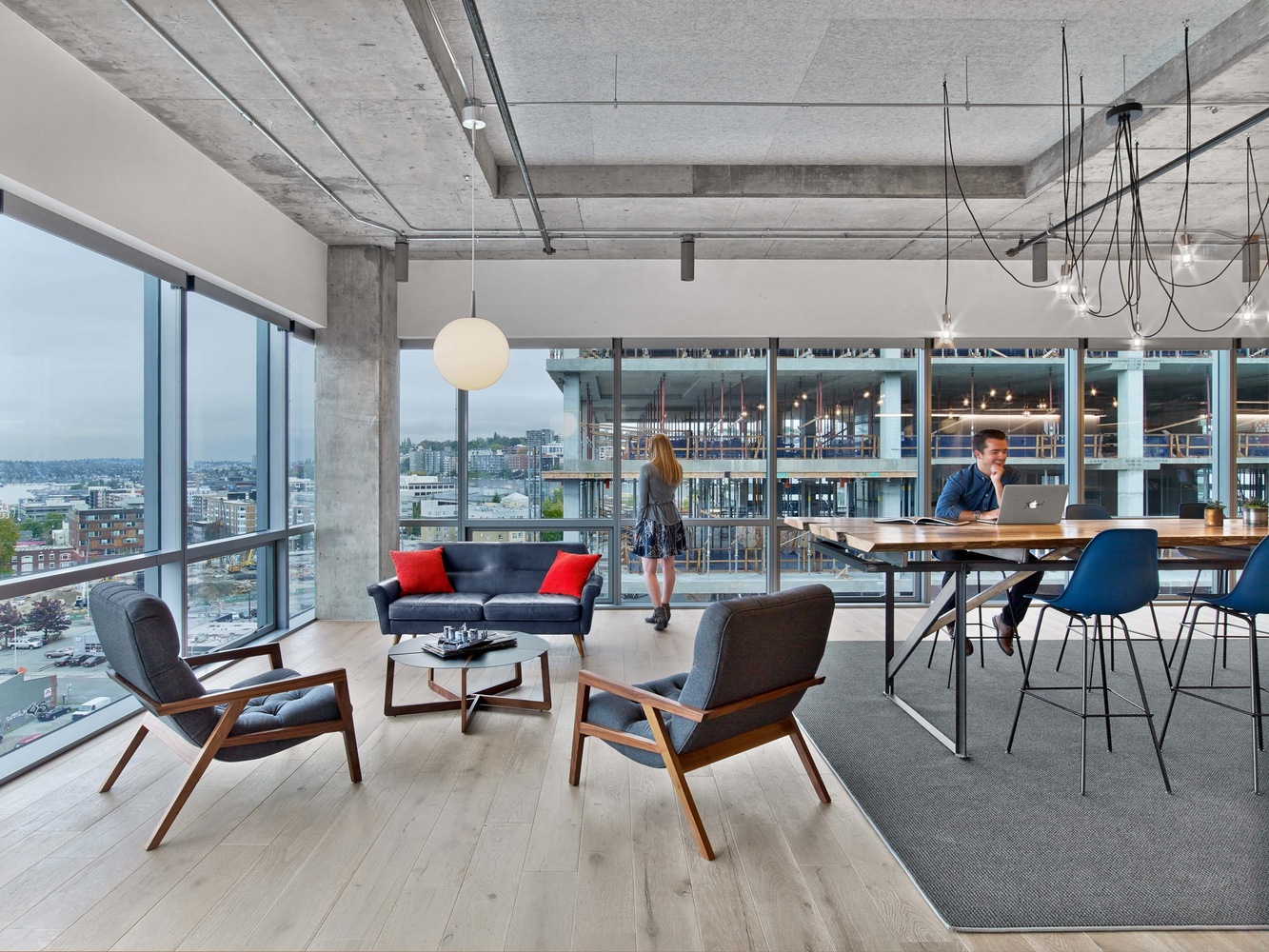 Gallery of HBO Seattle Workspace / Rapt Studio - 30