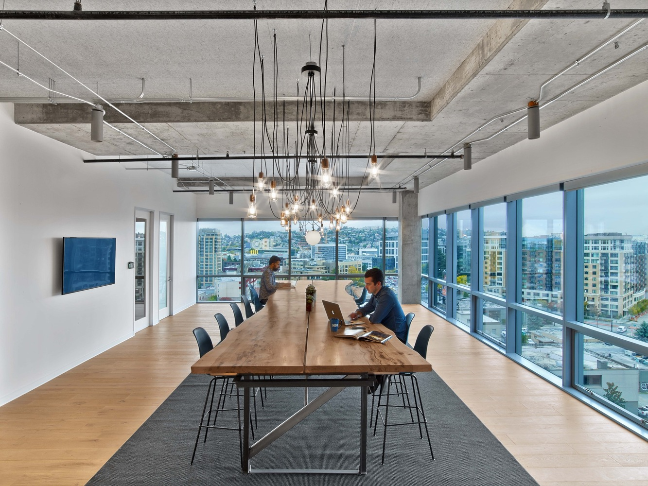 Gallery of HBO Seattle Workspace / Rapt Studio - 21