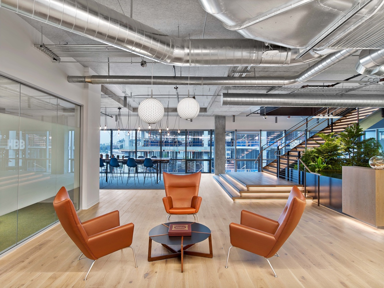 Gallery of HBO Seattle Workspace / Rapt Studio - 2