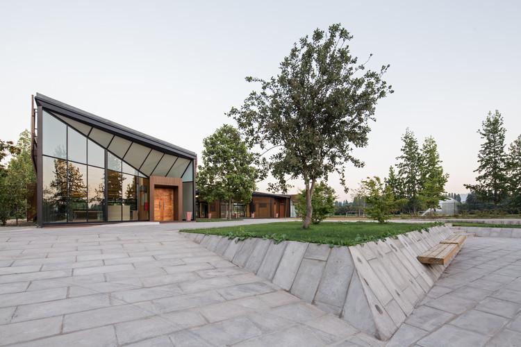 Centro de Arte e Cultura / FURMAN-HUIDOBRO arquitectos asociados, © Nico Saieh