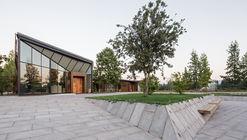 Centro de Arte e Cultura / FURMAN-HUIDOBRO arquitectos asociados