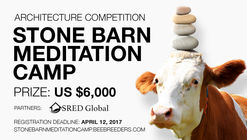 Convocatoria de arquitectura: The Stone Barn Meditation Camp