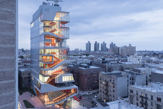 Grand Prize Winner: Roy and Diana Vagelos Education Center / Diller Scofidio + Renfro. Image © Iwan Baan