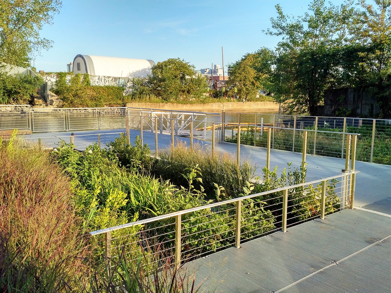 35 Exemplary Projects Win 2017 AIA New York Design AwardsThe Gowanus Canal Sponge Park