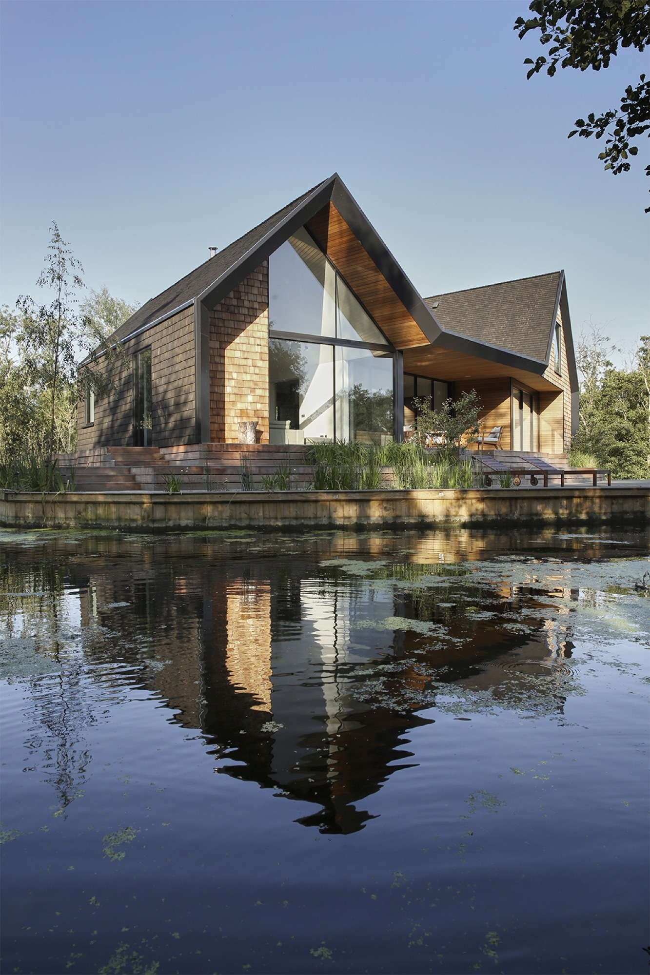 Gallery of backwater platform 5 architects 20 for Architects norfolk