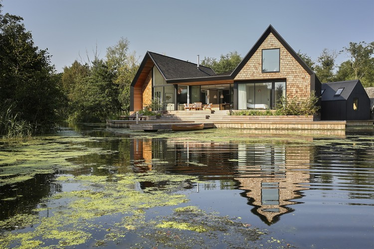 5 Architects Mesmerizing Backwater  Platform 5 Architects  Archdaily Decorating Inspiration