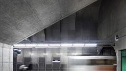 Estación de metro Løren / Arne Henriksen Arkitekter + MDH Arkitekter