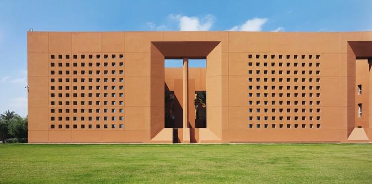 Université Mohammed VI Polytechnique / Ricardo Bofill, © Gregori Civera