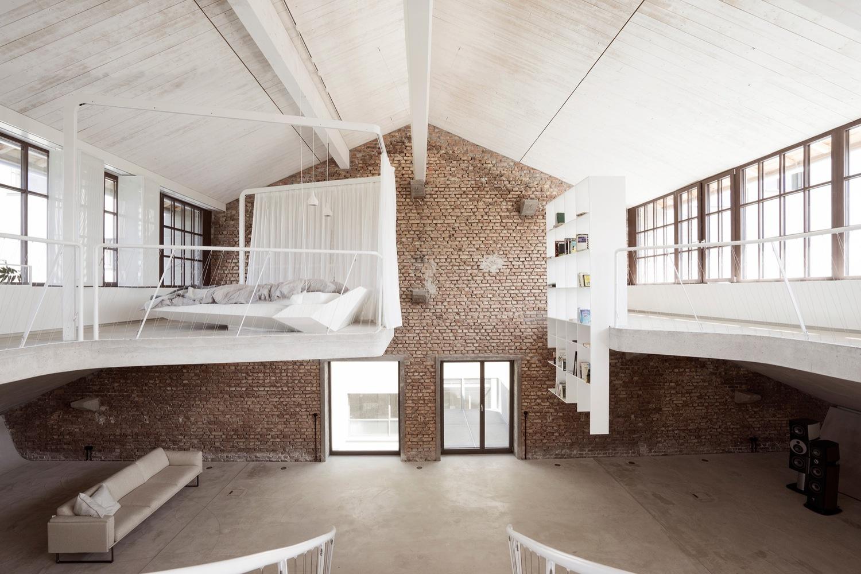 Loft Architektur gallery of loft panzerhalle smartvoll architekten zt kg 2