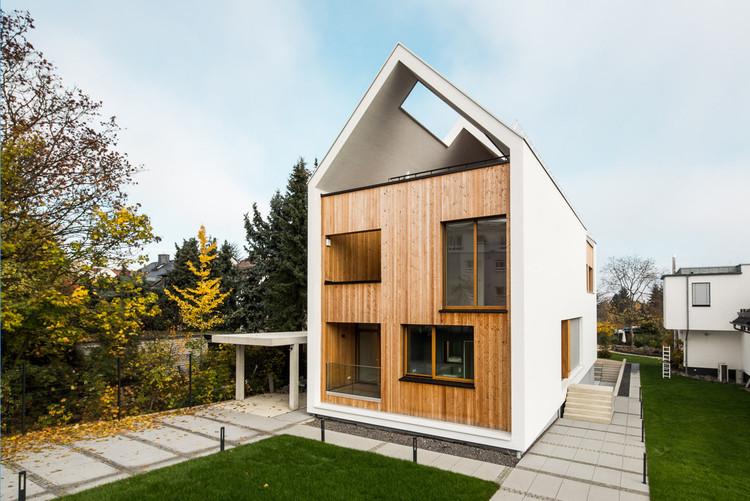 Wohnhaus am Hainerweg  / JOP Architekten, © Richard Pflaume
