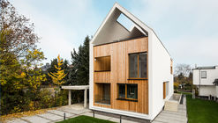 Wohnhaus am Hainerweg  / JOP Architekten