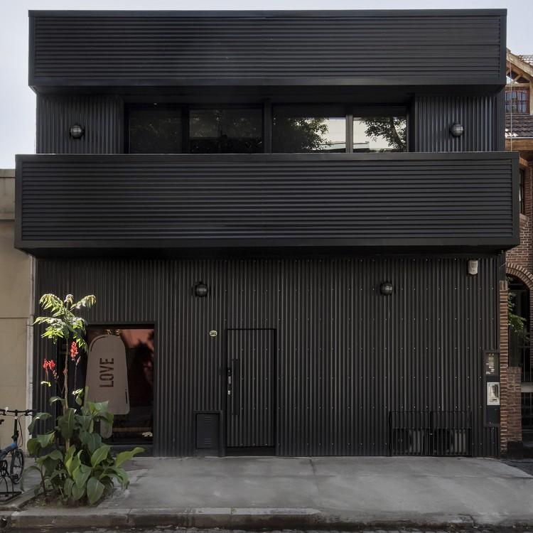Business Office `La Comunidad` / Gálvez Autunno Arquitectos + Estudio Carranza Arquitectura, ©  Jackie Ríos