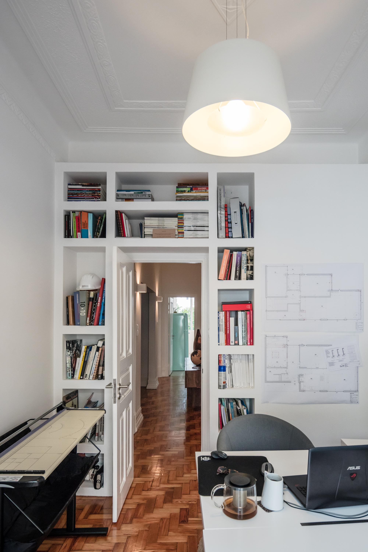 Galeria de casa atelier in s brand o arquitectura 28 for Atelier arquitectura