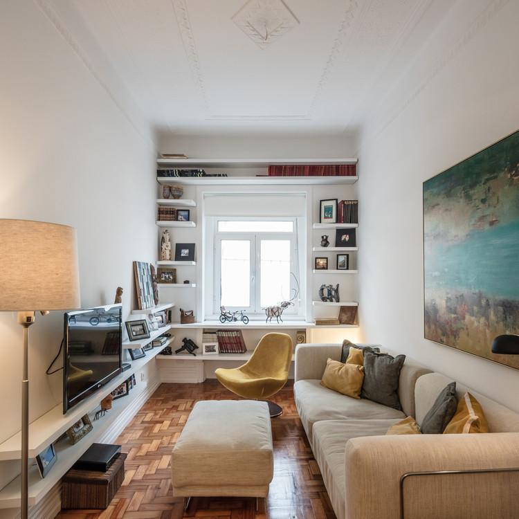 Casa Atelier / Inês Brandão Arquitectura, ©  João Morgado