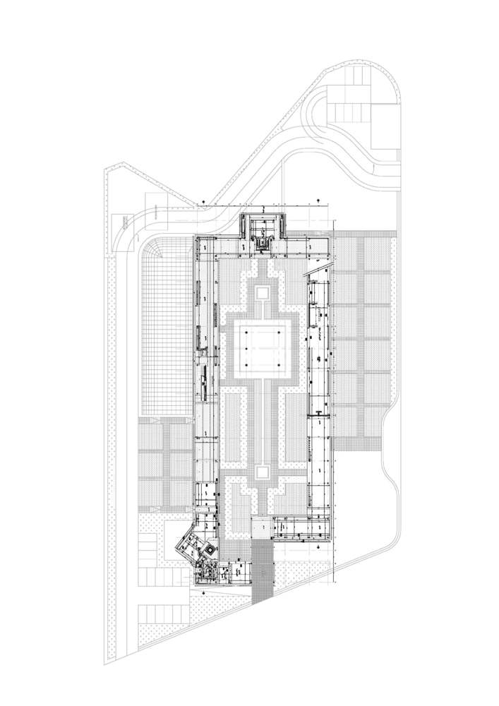 Gallery of Medicinal Herbs Garden Museum / Modaam Architects ...