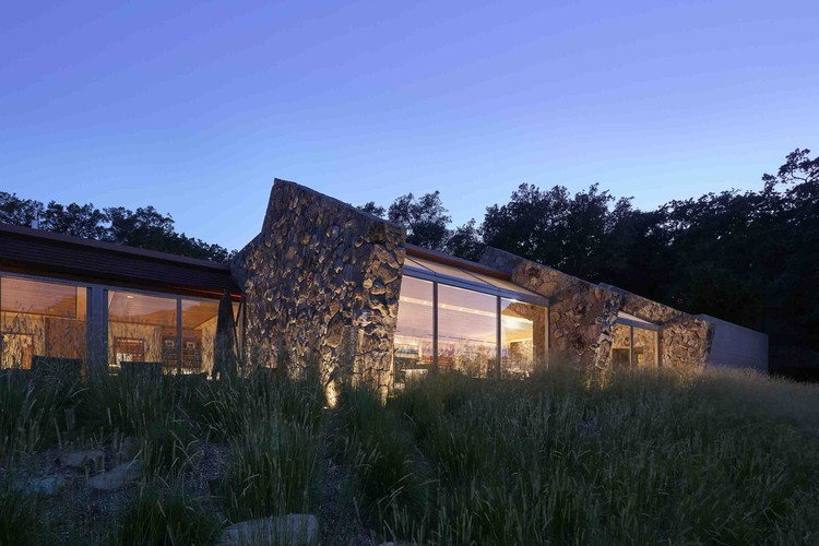 Stag's Leap Wine Cellar Winery Visitor Center / BC Estudio Architects, Courtesy of BC Estudio Architects