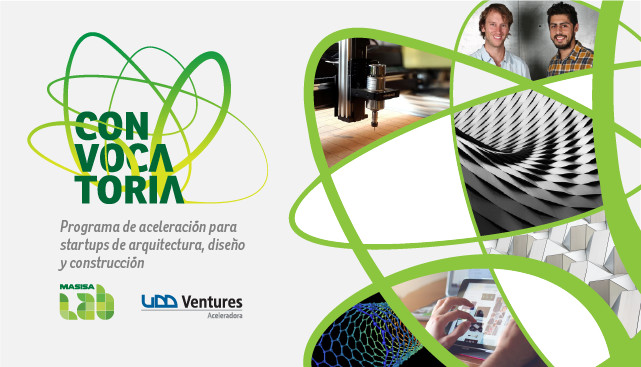 Convocatoria MASISA Lab - UDD Ventures