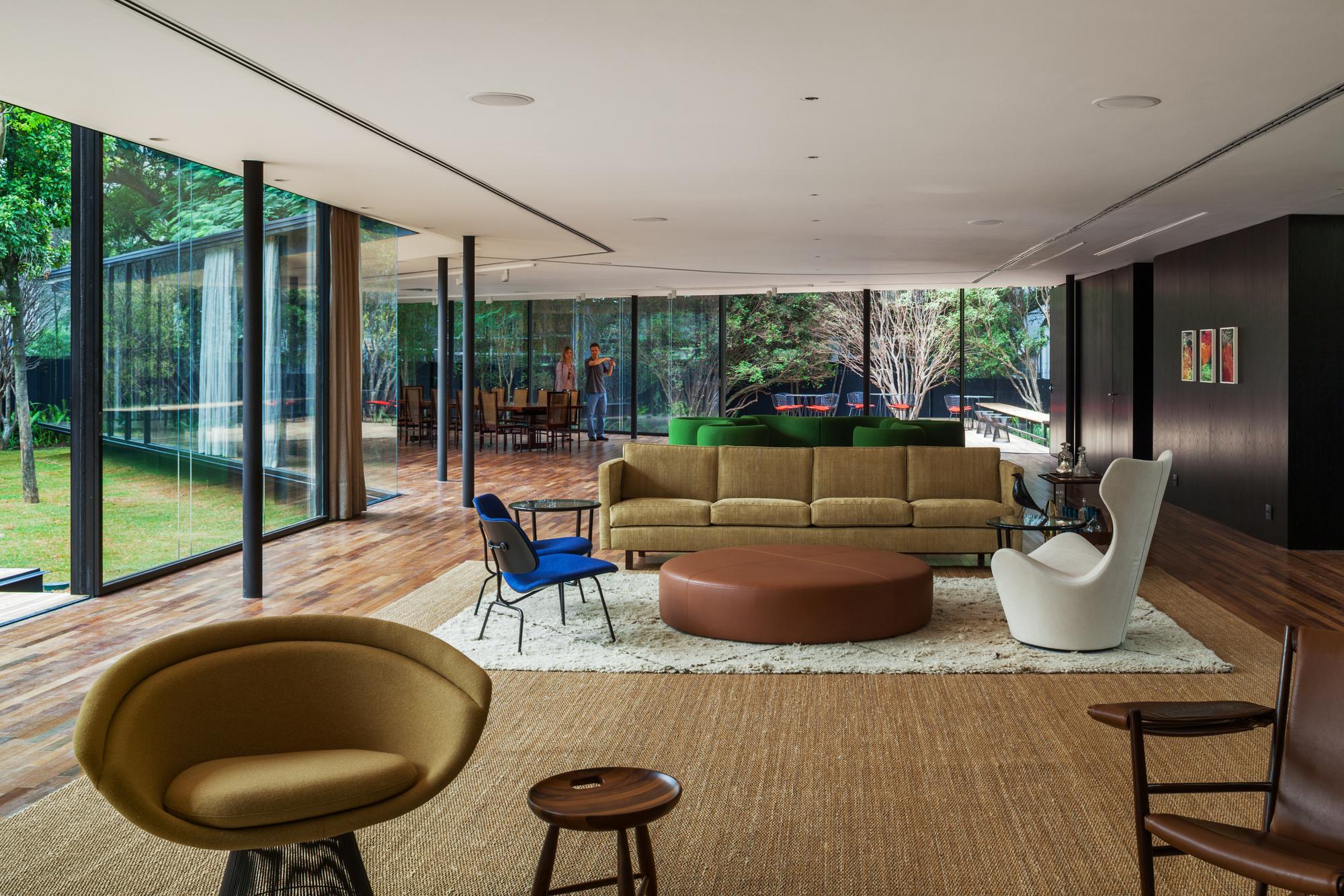 Gallery of C.J. House / Andrade Morettin Arquitetos Associados  - 6