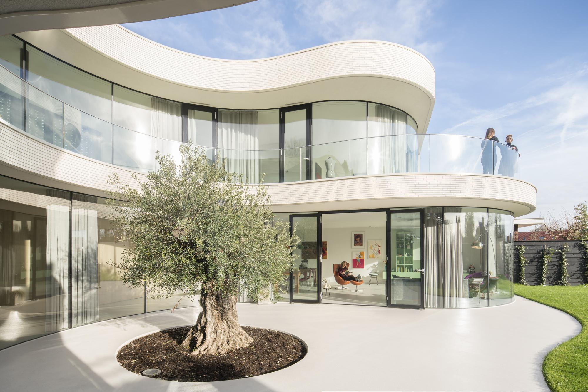 Gallery of casa kwantes mvrdv 2 for Casa corriere