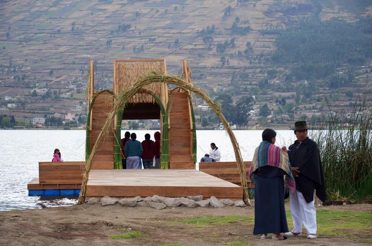 Muelle y mirador 'Kaymanta': arquitectura participativa en Otavalo, Ecuador, Cortesía de Agnese Grigis, Chiara Oggioni y Marta Petteni