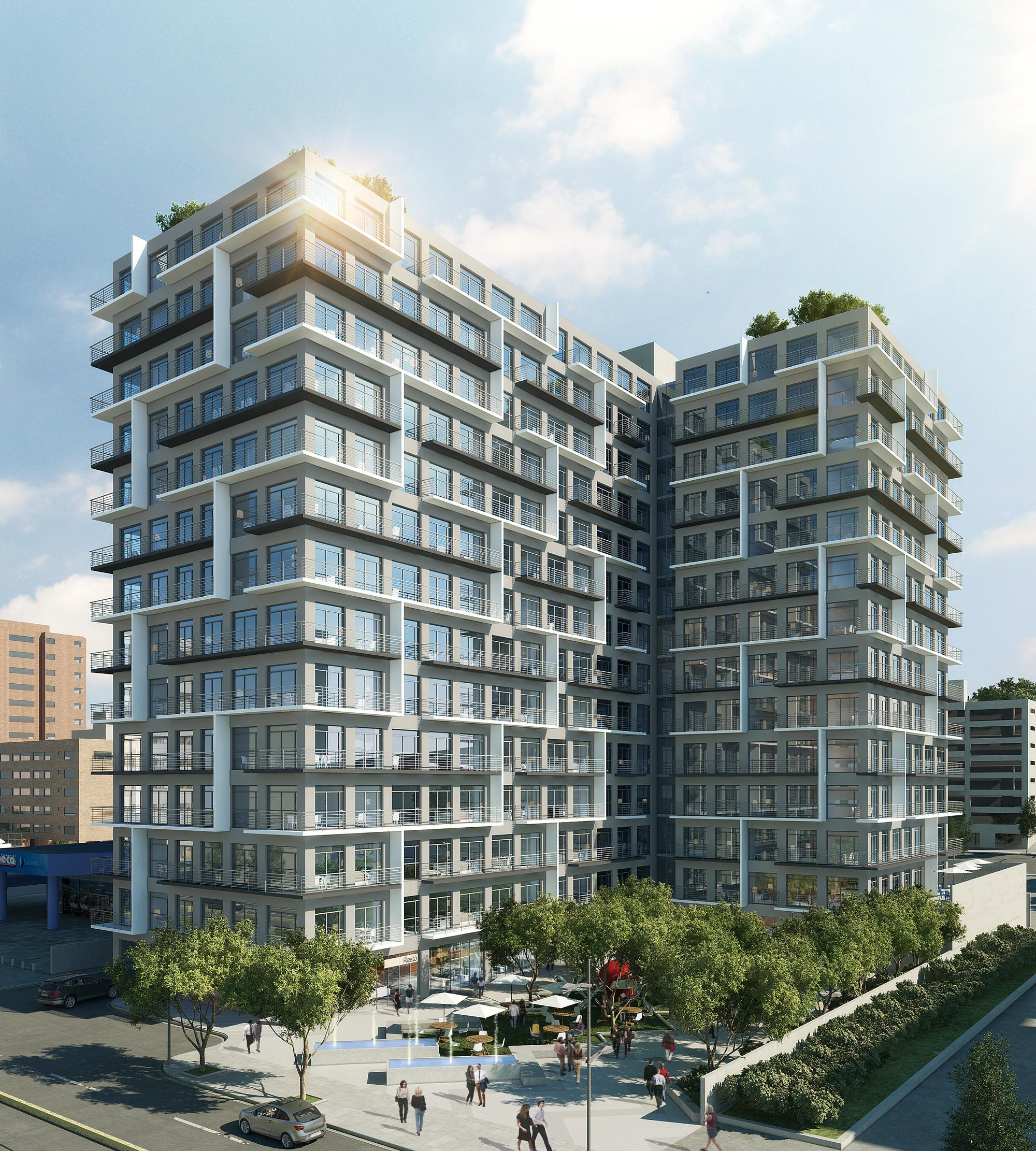 Galeria Arquitectonica: Galeria De Philippe Starck E Arquitectonica Buscam
