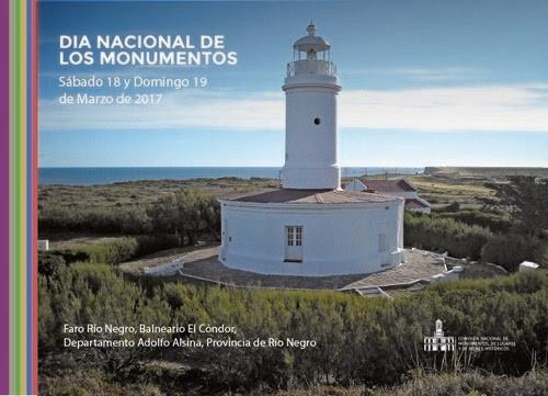 Actividades en el Día Nacional de los Monumentos / Argentina, vía Comisión Nacional de Monumentos, de Lugares y de Bienes Históricos