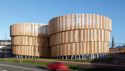 P+R Car Park Zutphen / MoederscheimMoonen Architects