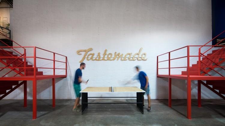 Estudios de grabación Tastemade Argentina / Octava Arquitectura, © Gonzalo Viramonte
