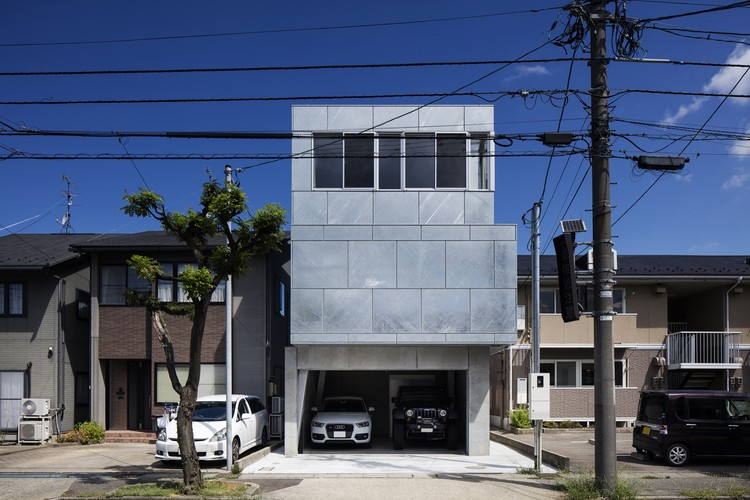 SHINBOHON・HOUSE・K  / Yuichi Yoshida & Associates, © Kenta Hasegawa