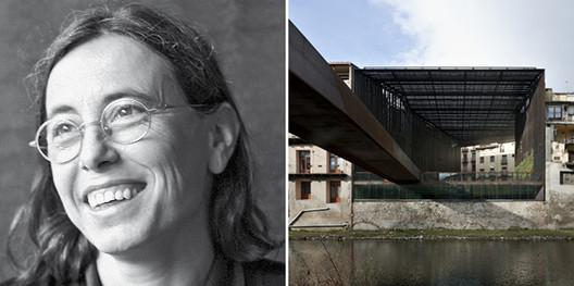 Carme Pigem: Entre la materialidad y el paisaje, vía Un Día | Una Arquitecta