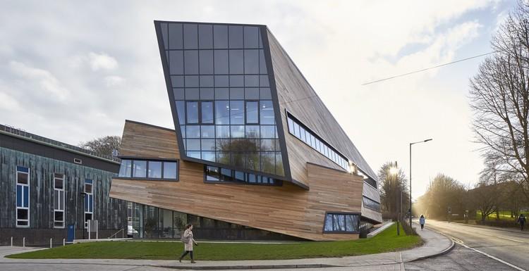 Ogden Centre / Studio Libeskind, © Hufton+Crow