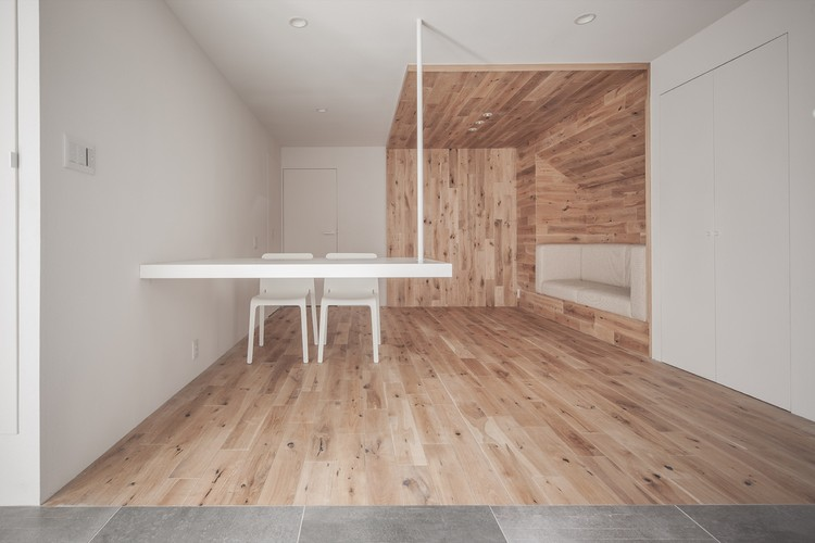Apartamento 201 Shibuya / Hiroyuki Ogawa Architects, © Kaku Ohtaki