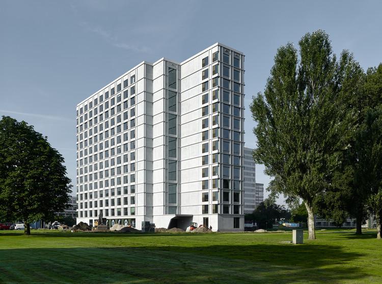 نمونه عکس های معماری خوابگاه دانشجویی دانشگاه صنعتی ایلندون