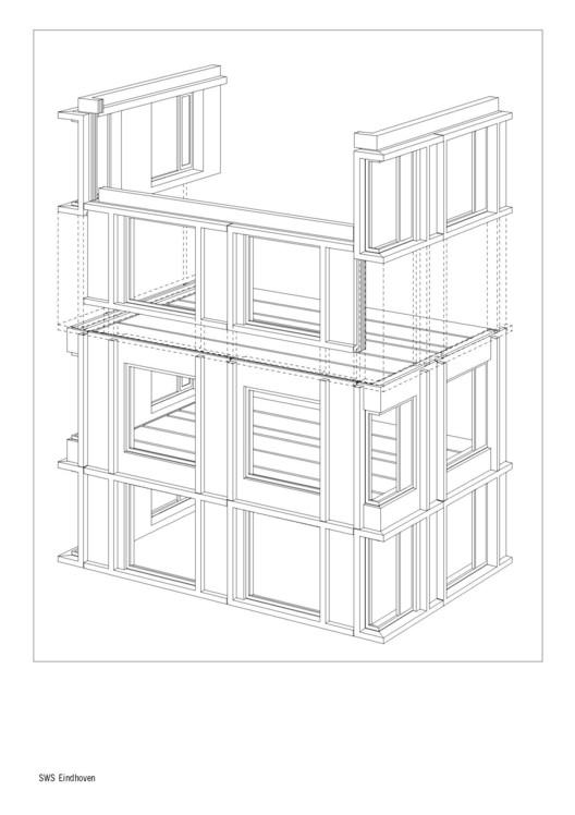 طراحی خوابگاه خوابگاه دانشجویی دانشگاه صنعتی ایلندون + تصاویرها