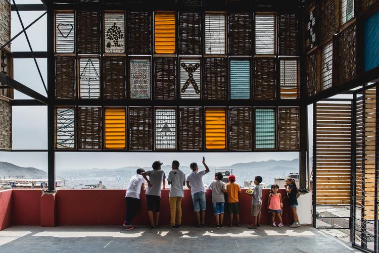 De Comedor a Local Comunal: Un proyecto que enmarca la memoria del barrio La Balanza-Comas en Lima, © Eleazar Cuadros