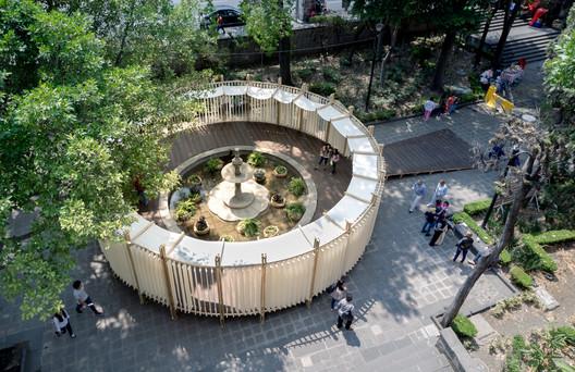 Pabellón Lacustre / TAP (Taller de Arquitectura Pública)